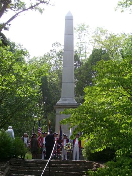 Blue Licks Battle Monument