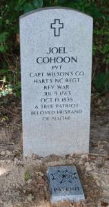 Joel Cohoon Stone