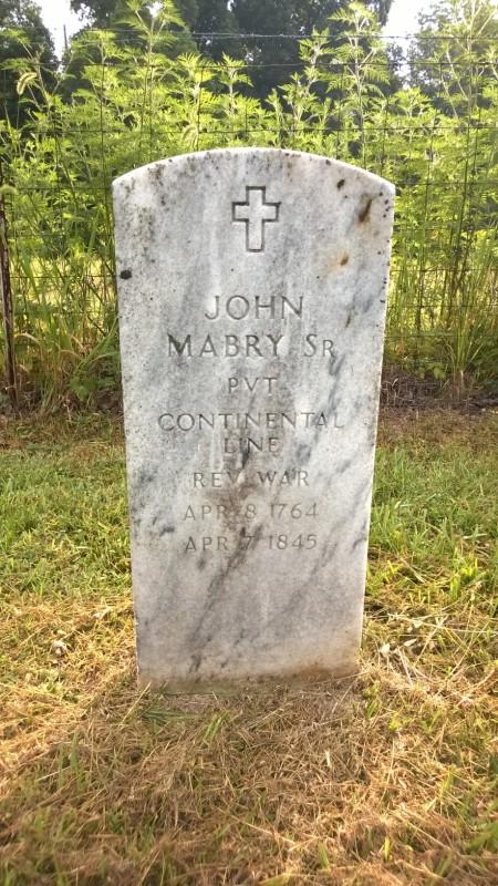 Mabry Stone