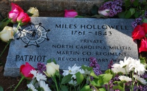 Miles Hollowell Marker