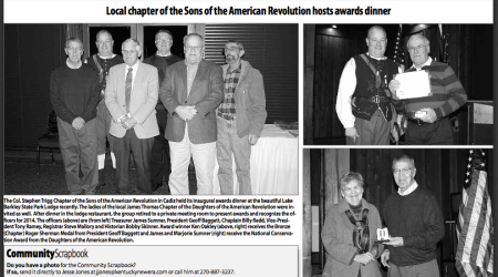 Kentucky New Era Awards Dinner Story
