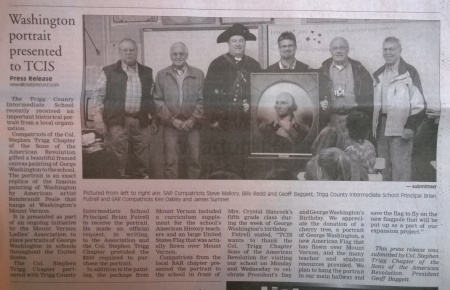 Cadiz Record Story - 26 Feb 2014