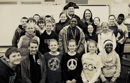 Mrs. Carneyhan's class!