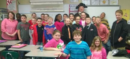 Mrs. Roeder's Class