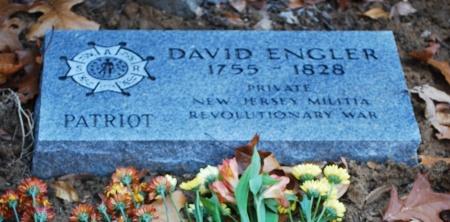 David Engler Tombstone