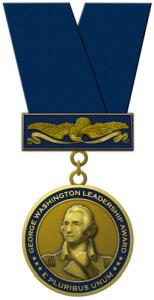 GW Leadership Medal