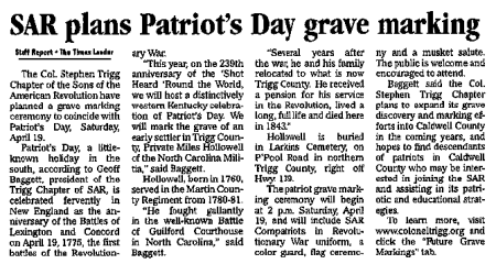 Times-Leader Story