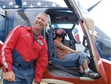 Pilot Tim Wagoner
