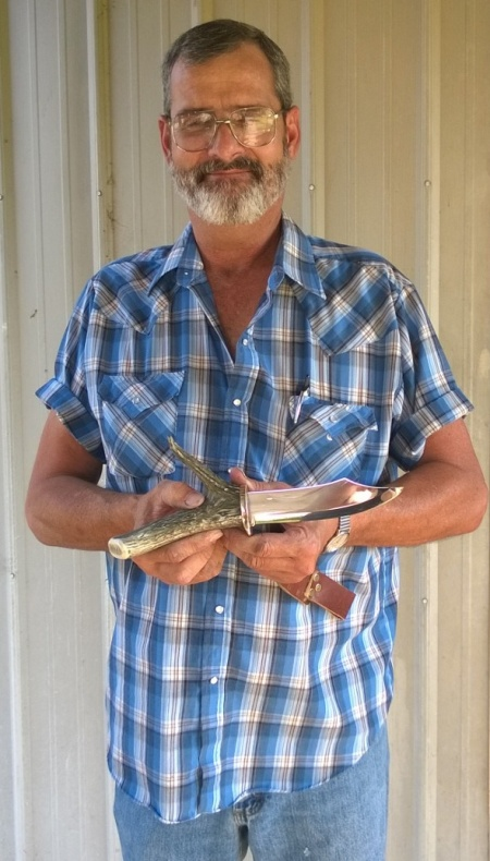 Allen Coleman and His Custom Knife