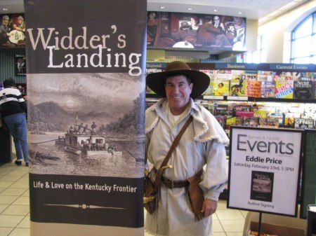 "Eddie Price, Author of ""Widder's Landing"""