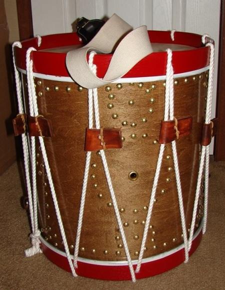New Rev War Snare Drum!