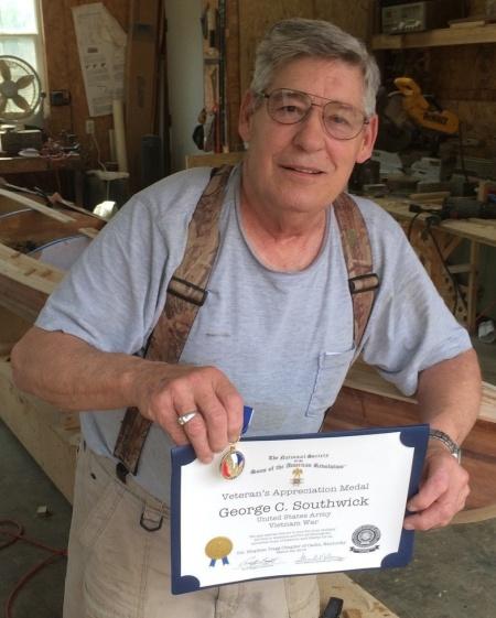 Vietnam Veteran George Southwick