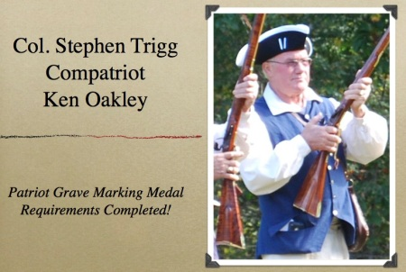 Ken Oakley Grave Medal.001-001