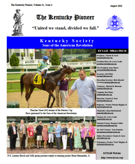 Aug Pioneer Cover